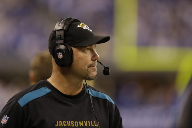 2014 Jacksonville Jaguars Schedule: Full Listing of Dates, Times and TV Info