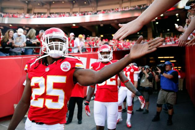 2014 Kansas City Chiefs Schedule: Full Listing of Dates, Times and TV Info