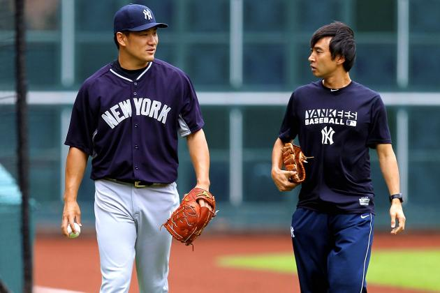 Former New York Yankees Talk Hype, Pressure Surrounding Masahiro Tanaka