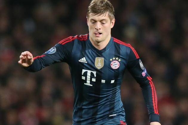 Manchester United Risk Failure in Ongoing Pursuit of Bayern Munich's Toni Kroos