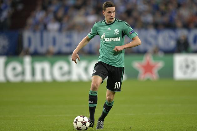 Arsenal Transfer News: Gunners Must Go All out to Sign Julian Draxler