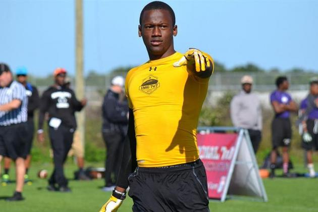 5-Star QB Torrance Gibson Will Take Official Visits to Ohio State, Tennessee