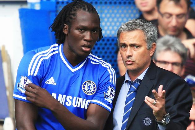 Jose Mourinho Has Only Himself to Blame for Chelsea's Striker Shortage