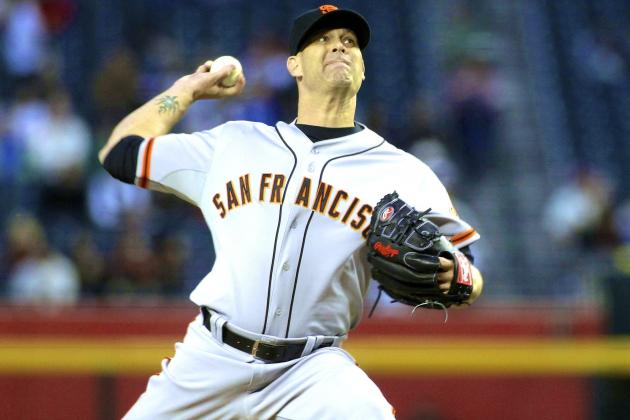 Tim Hudson's Strong 2014 Debut Puts Barry Zito Era Squarely in Giants' Rearview