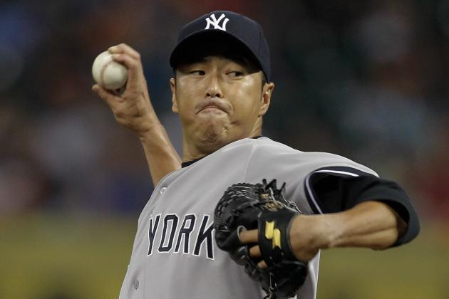 In Reality, Kuroda Is Yankees' Top Arm in the Rotation