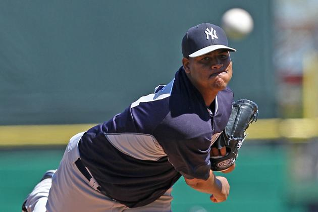 Ivan Nova Not Feeling Pressure to Deliver Yankees' First Win