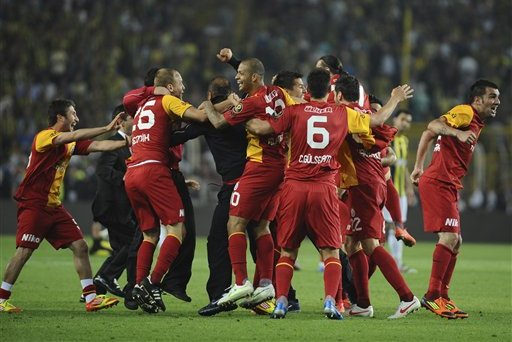 Galatasaray vs. Fenerbahce: Date, Time, TV Info and Preview