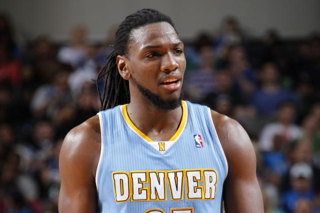 Kiszla: Kenneth Faried Too Legit to Ship Away