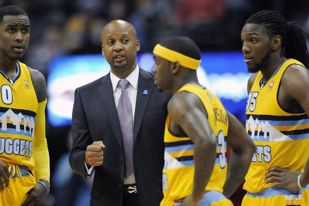 Brian Shaw Plans to Keep Eye on Playoff Teams