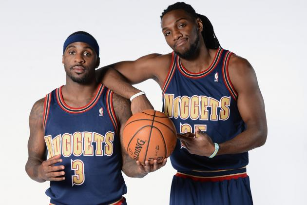 Faried, Lawson Embrace Leadership Roles with Nuggets