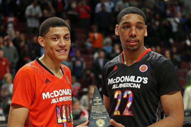 UNC Basketball Recruiting: Grades from 2014 McDonalds All-American Game