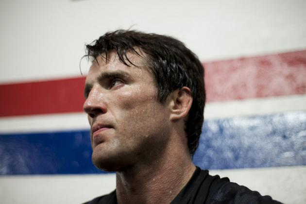 Chael Sonnen on Wanderlei Silva: 'He's Going to Claim He's Hurt'