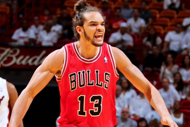 Joakim Noah Says Bulls Won't Intentionally Lose for Better Playoff Matchup