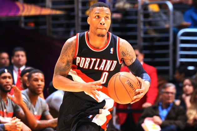 Is Damian Lillard the Perfect Point Guard for Today's NBA?