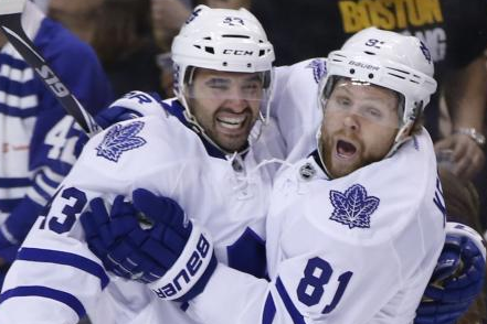 Kadri, Leafs Hope Bruins' Dominant Winning Ways Are Now 'History'