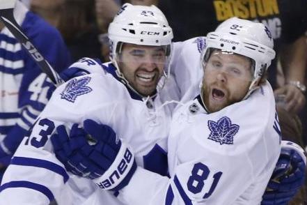 Kadri, Leafs Hope Bruins' Dominant Winning Ways Are Now 'History'
