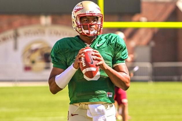 Jimbo Fisher Says Jameis Winston 'Hasn't Played Up to His Capability'