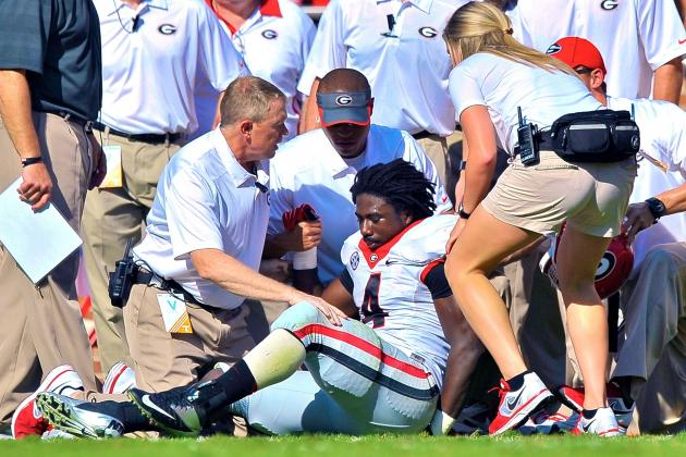 Georgia Football: RB Keith Marshall Could Redshirt in 2014