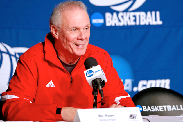 Bo Ryan's Fairy-Tale Final Four Trip Missing a Major Character