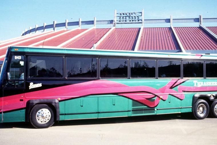 Minor League Baseball Bus Owned by Michael Jordan Now Being Sold