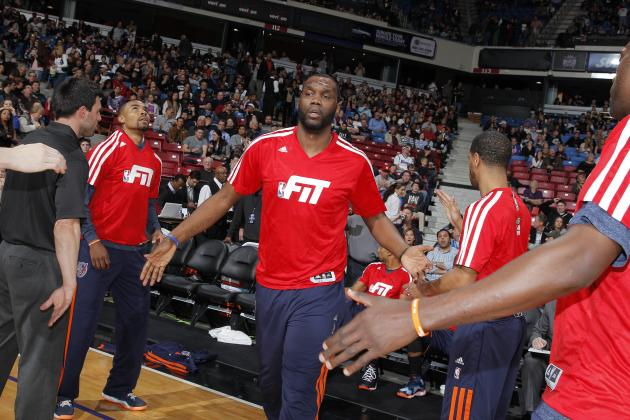 Al Jefferson Has Quirky New Website About Painting, Awards and Being 'Big Al'