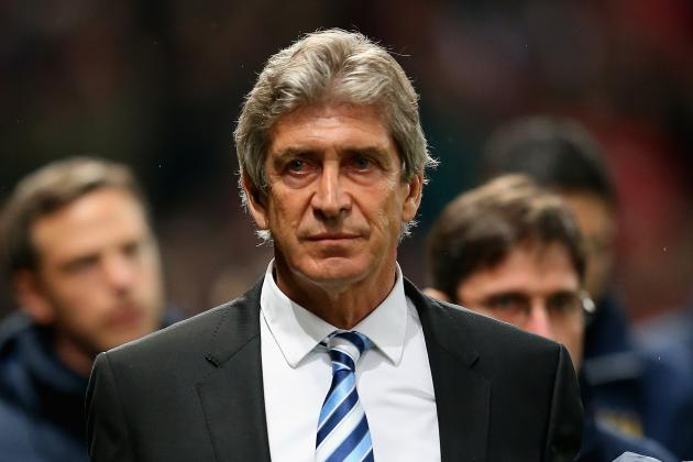 Misery in Madrid Means Manuel Pellegrini Is Under the Most Title Race Pressure