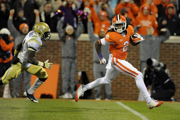 NFL Draft 2014 : The Oakland Raiders Must Draft WR Sammy Watkins