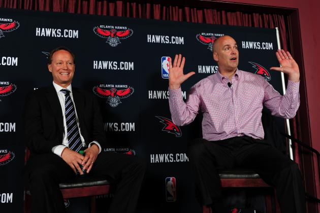 Atlanta Hawks Management Doesn't Really Care If Team Makes NBA Playoffs