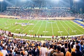 San Jose State Football to Play Tulsa