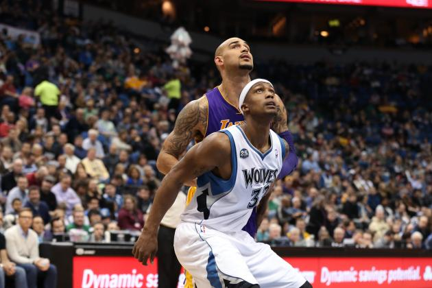 Dante Cunningham Arrested: Latest Details, Mugshot and More on T'Wolves Forward