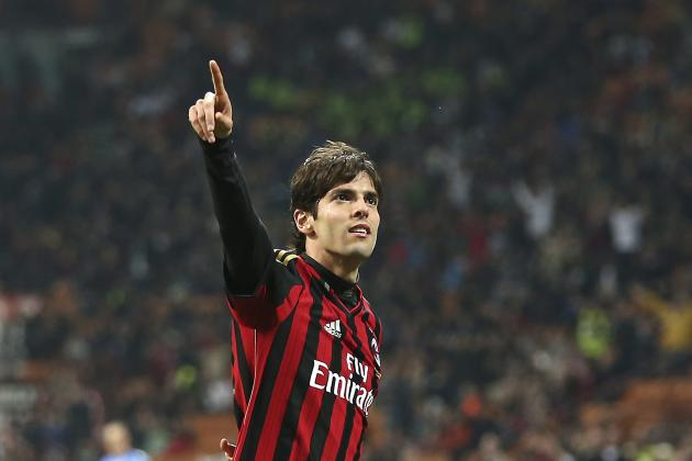 Kaka Heading for Crossroads with AC Milan: Does He Stick or Twist?