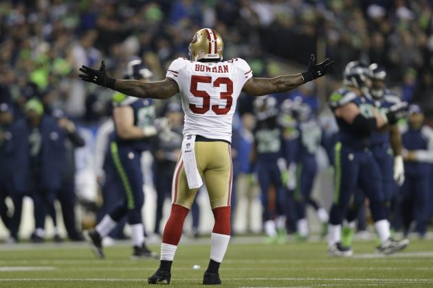 NaVorro Bowman Injury: Updates on 49ers LB's Leg and Recovery