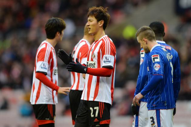 Sunderland Fined for Playing Ineligible Ji Dong-Won in 4 Matches