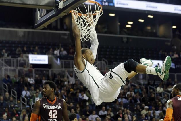 College Slam Dunk Contest 2014: Viewing Info, Participants for Thursday's Event