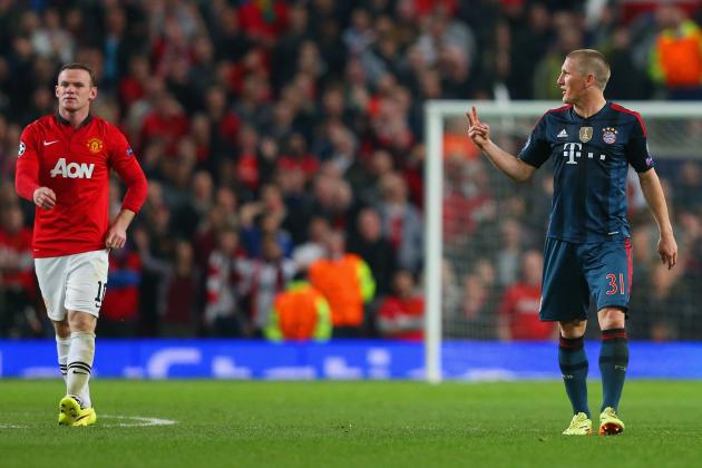 Champions League 2014: Top Stats and Suspended Stars for Quarter-Final 2nd Legs