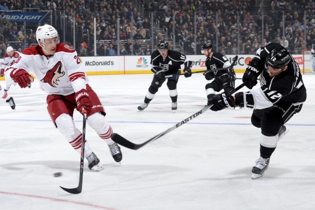 How the Los Angeles Kings Have Improved Their Power Play