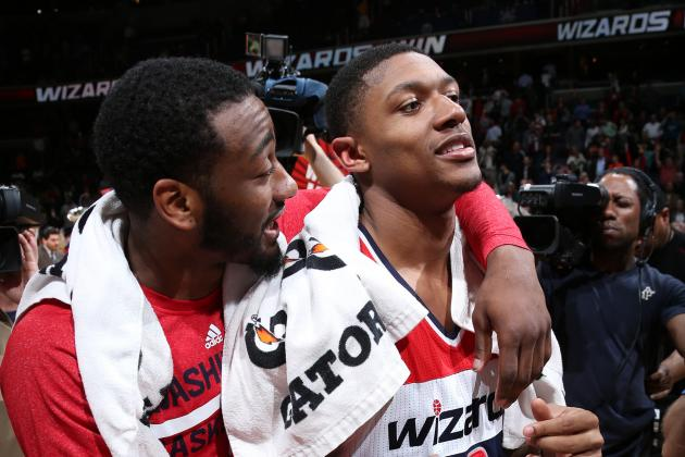 Washington Wizards Must Hope Long Road Back to Playoffs Is Just the Beginning