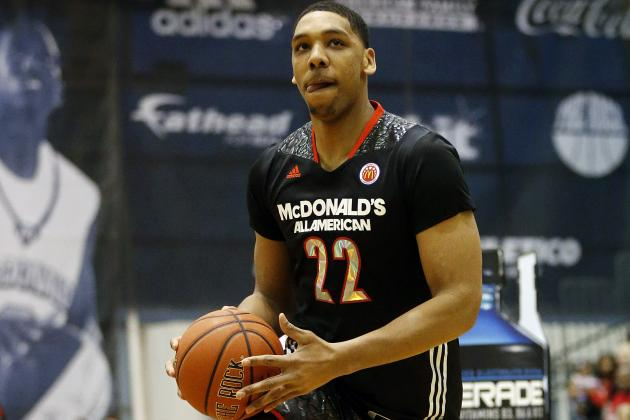 Would Jahlil Okafor Be a Lottery Pick Right Now?