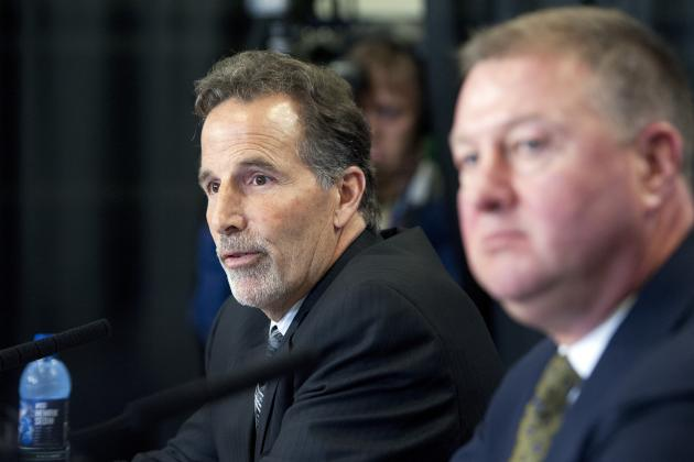 Mike Gillis Must Go, John Tortorella Should Stay for Sinking Vancouver Canucks