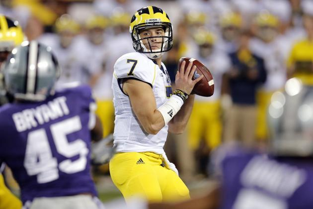 Michigan Spring Game 2014: Date, Start Time, TV Info and More