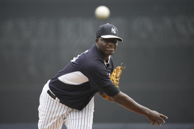 Yankees' Michael Pineda Poised to Make a Big Impact