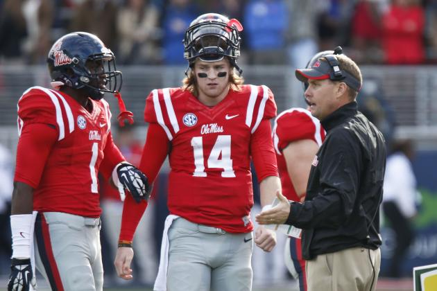 Ole Miss Spring Game 2014: Date, Start Time, TV Info and More