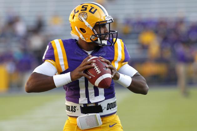 LSU Spring Game 2014: Date, Start Time and More
