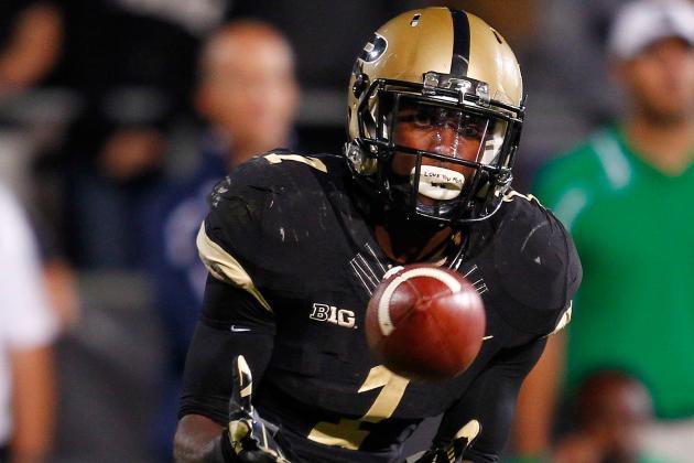 Purdue Seeks Every-Down Running Back