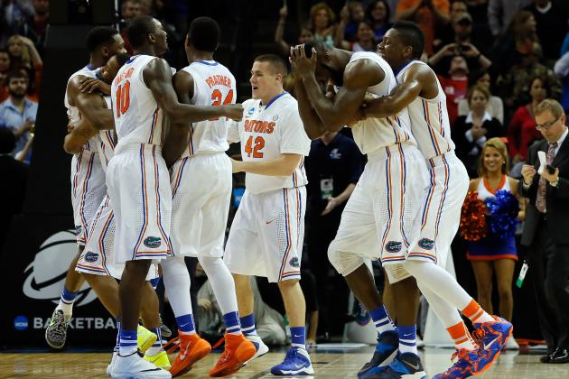NCAA Tournament 2014: Updated Bracket and Odds Advice for Final Four Action
