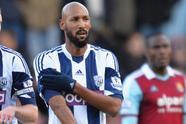 Nicolas Anelka Speaks out on Backlash to 'Quenelle' Goal Gesture