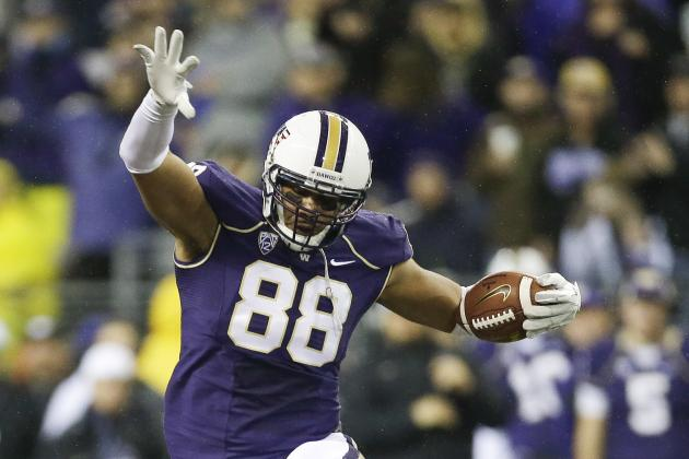 Finding the Ideal Tight End Draft Prospects for the New England Patriots