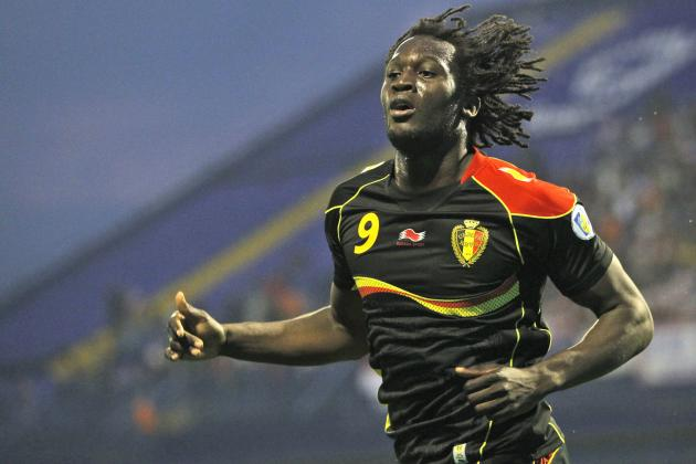 Can Romelu Lukaku Lead Belgium to World Cup Success with Benteke Injured?