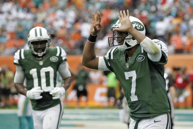 2014 New York Jets Schedule: Full Listing of Dates, Times and TV Info