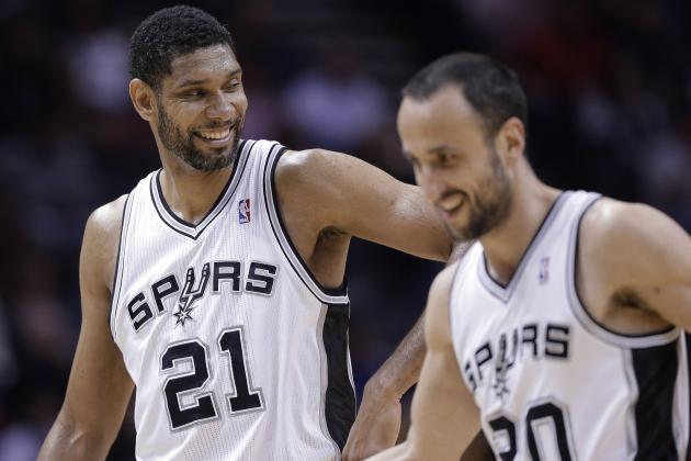Can the San Antonio Spurs Run the Table the Rest of the Regular Season?